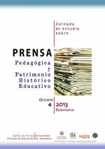 Jornada de estudio 2013 - cartel